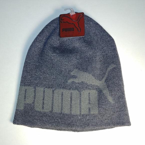 1f4c7eb173d Puma - Men s Winter Knit Hat Beanie